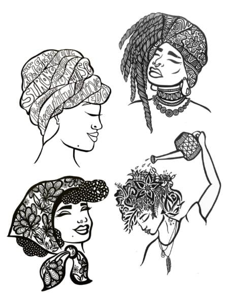 Stickers by Emanuella