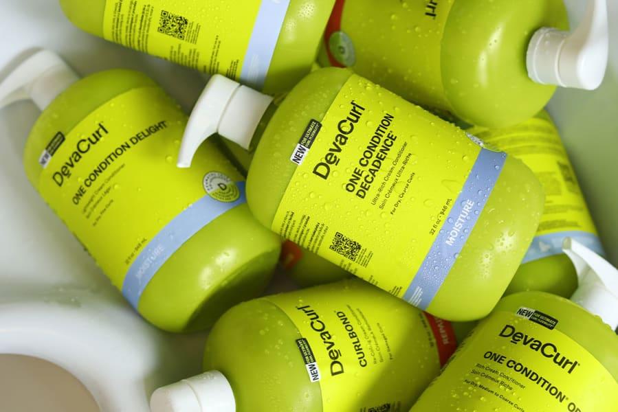 devacurl bottles