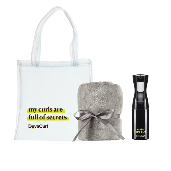 Deva Tote, DevaTowel & Spray Bottle