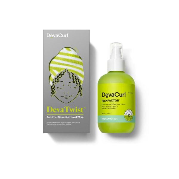 DevaTwist and Flex Factor 8 oz bottle
