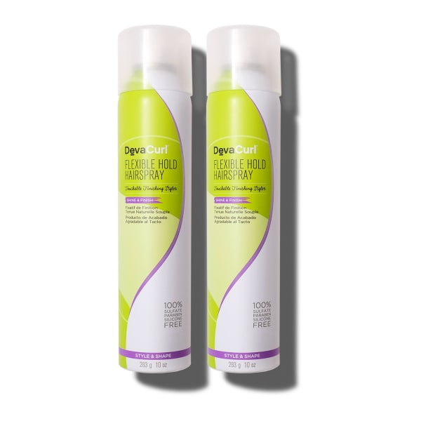 2 cans of Flexible Hold Hairspray