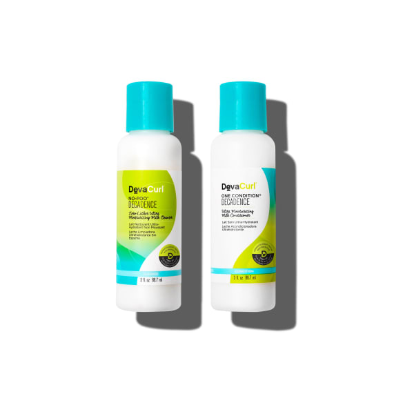 Decadence cleanser and conditioner 3oz bottles