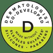 Derm Co-Developed Logo