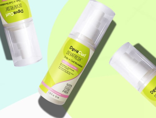 Buildup Buster sample and Styling Cream & High Shine minis