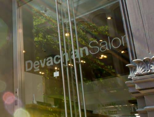 Devachan salon doors