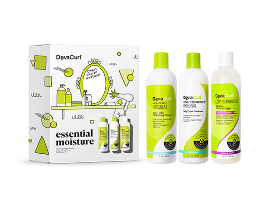 Original curls can kit and products outside box