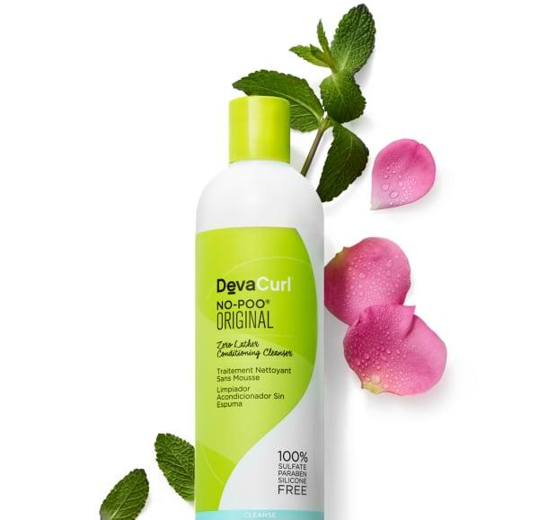 DevaCurl No-Poo Original Sulfate-Free Cleanser