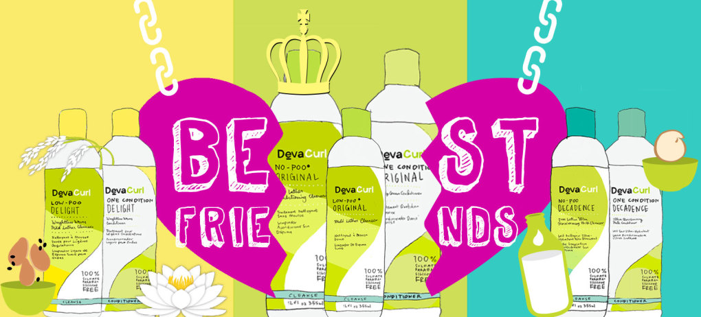 Cleansers and Conditioners for Curly Hair - Featured Hero Image