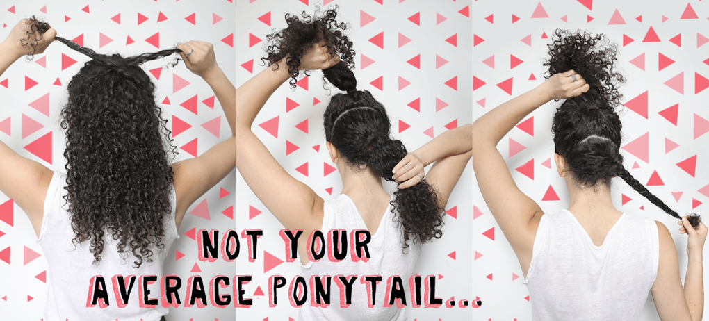 Marvelous Curly Hairstyles Three Easy Ponytails For Summer Curls Schematic Wiring Diagrams Amerangerunnerswayorg