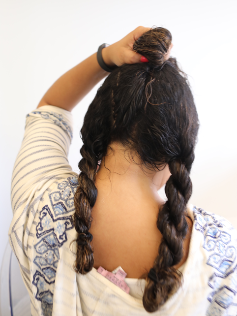 Side Thick Braid