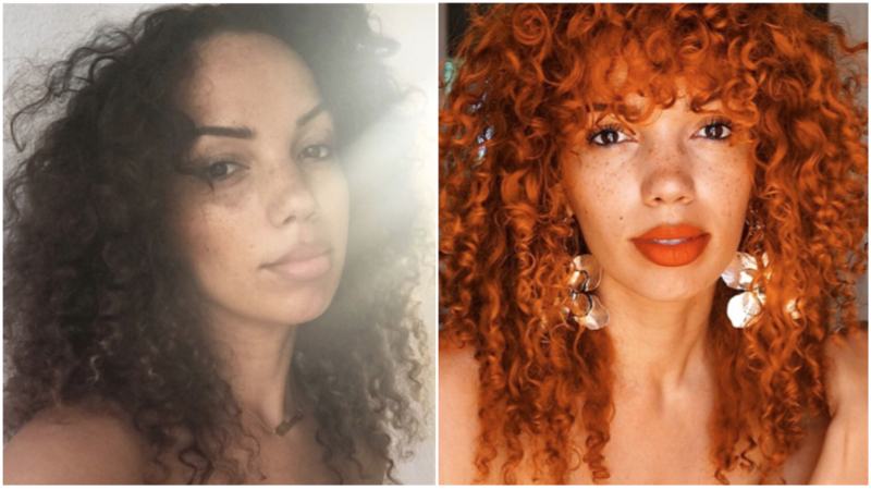 Tips On Achieving Great Curly Bangs Devacurl Blog