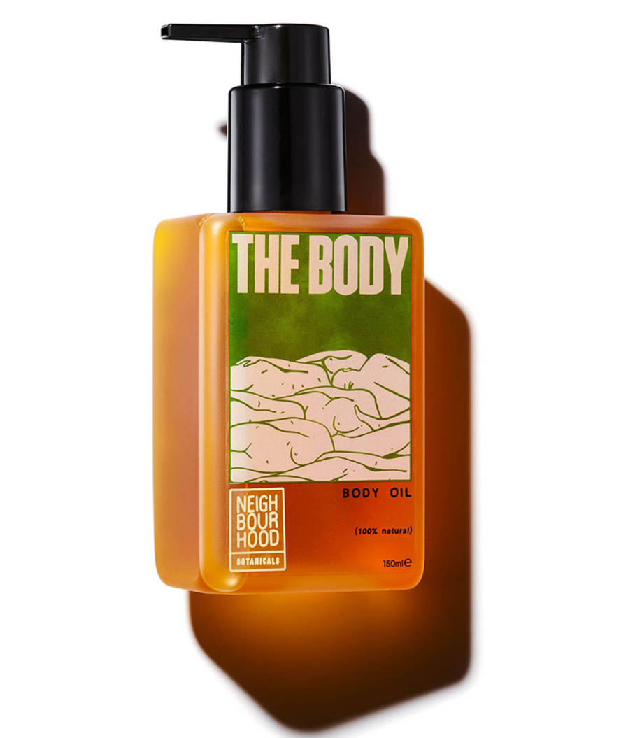 Body Oil---Neighbourhood-Botanicals