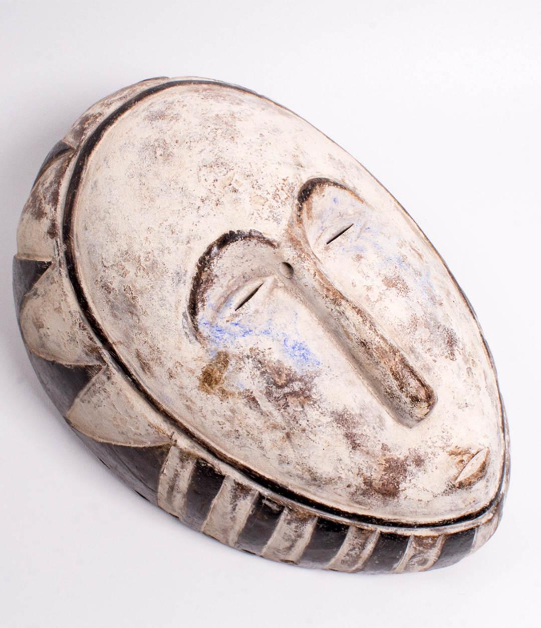 Gabon Mask i