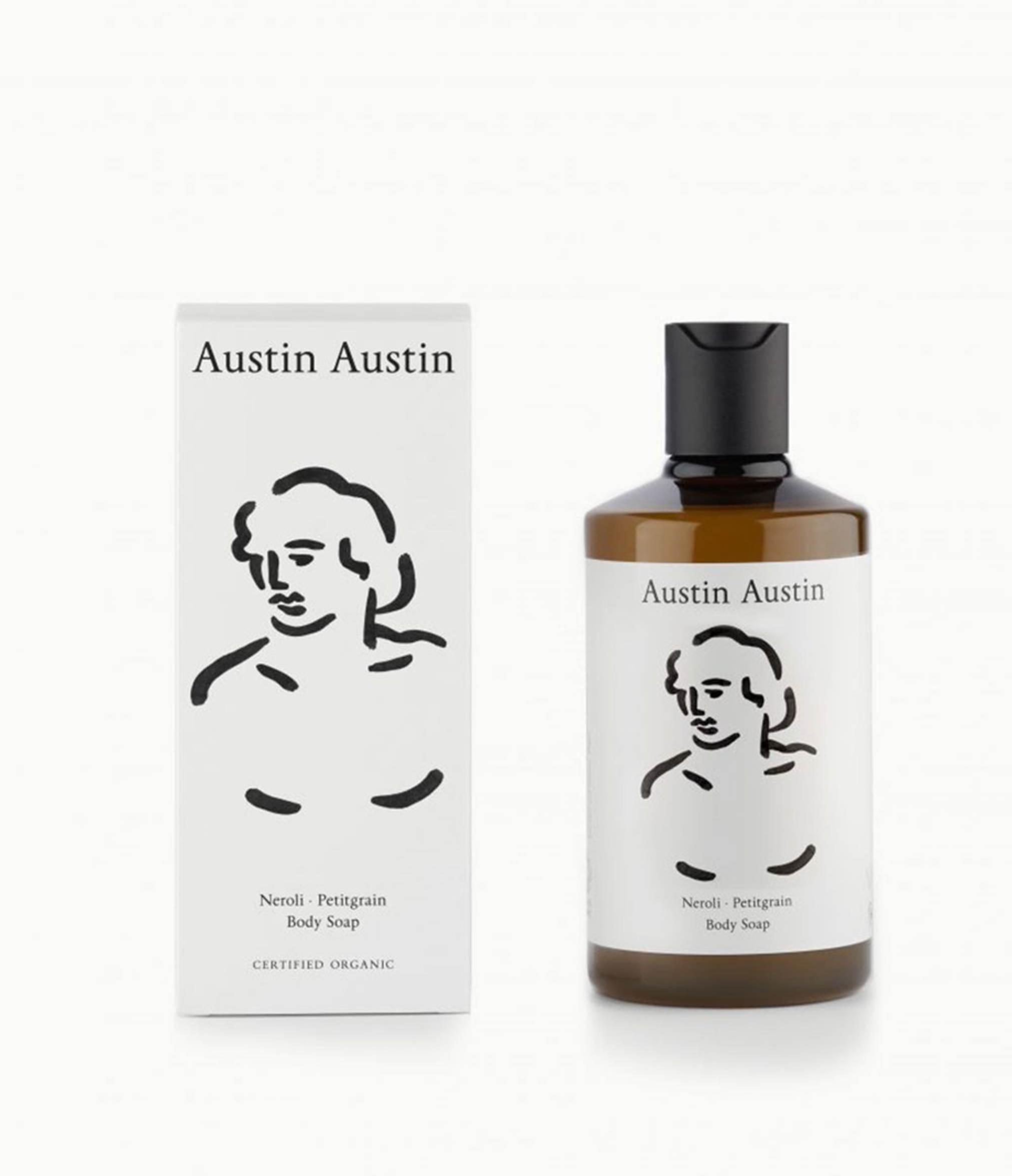 Austin Austin Body Soap