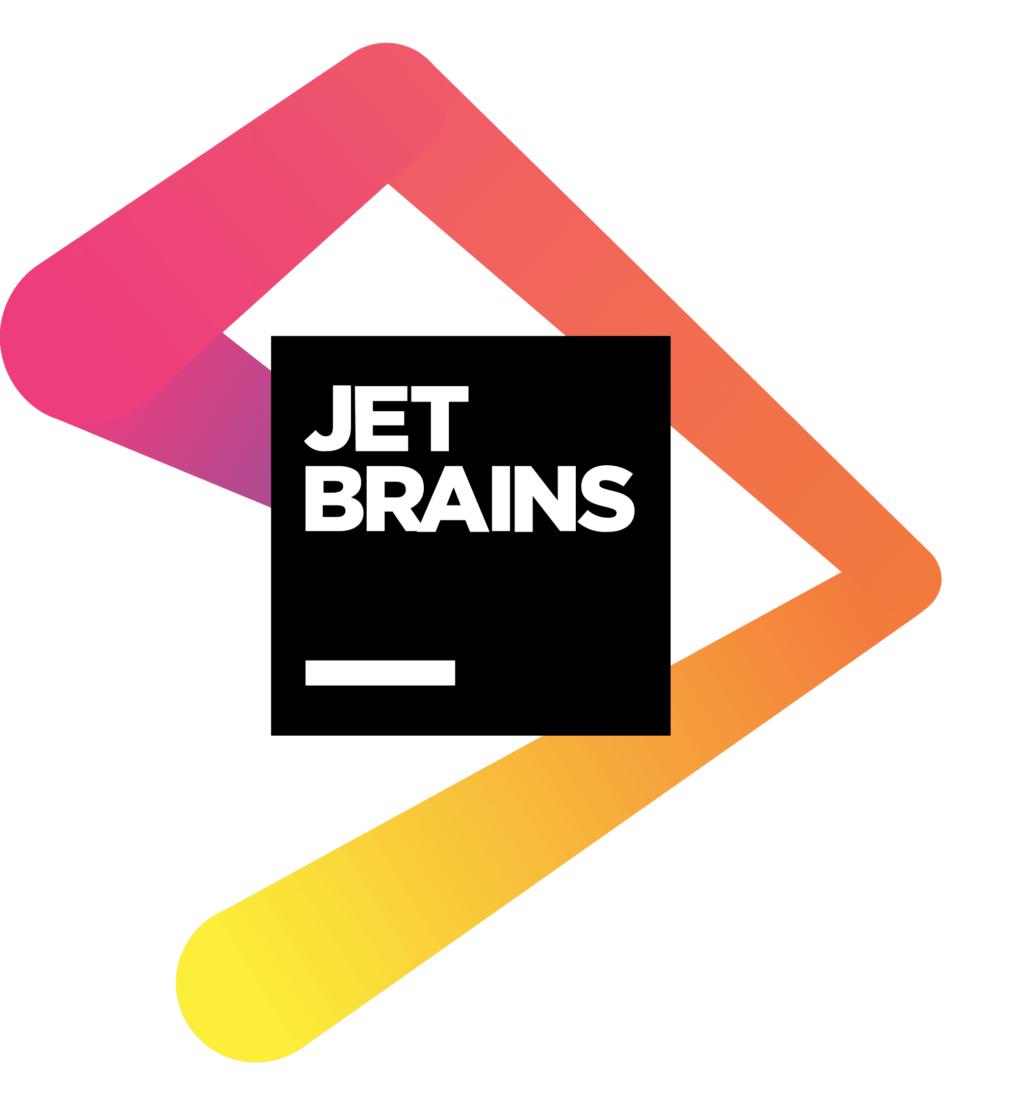Jet Brains's Logo.