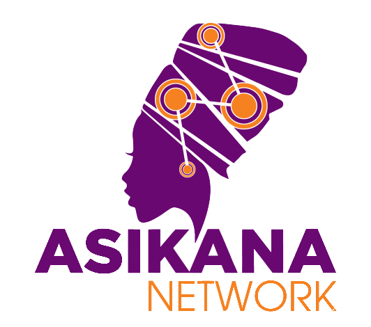 Asikana Network's Logo.
