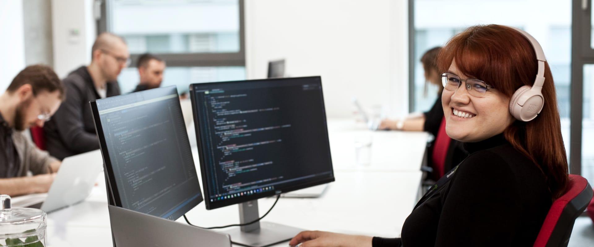 Jobs for developers