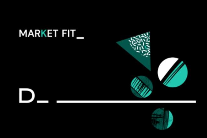 Market fit for startups