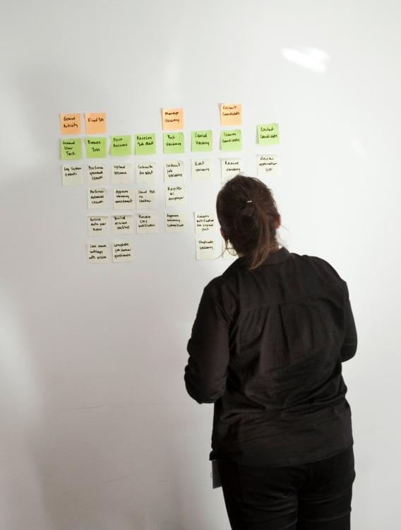 Application project management