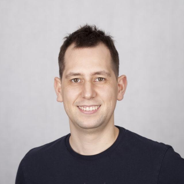 Rafał portrait