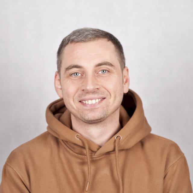 Radek portrait