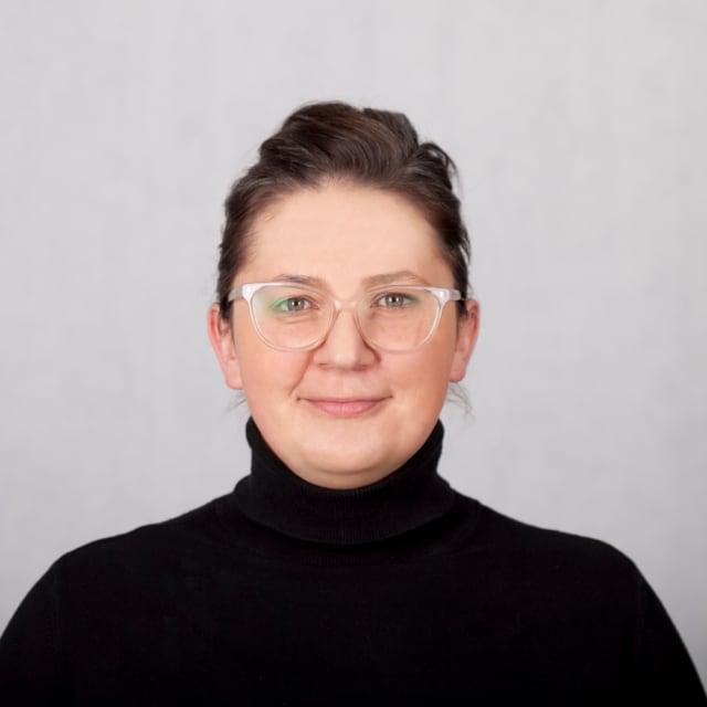 Agnieszka portrait