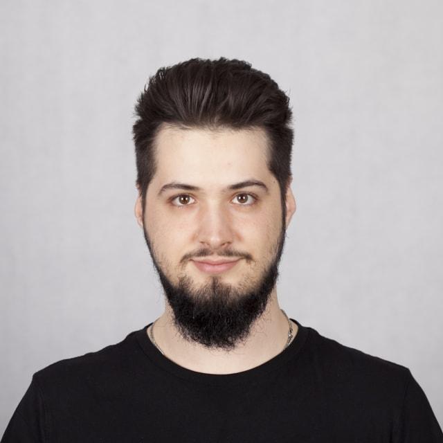 Oskar portrait