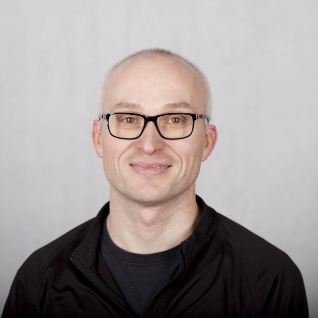 Krzysztof portrait