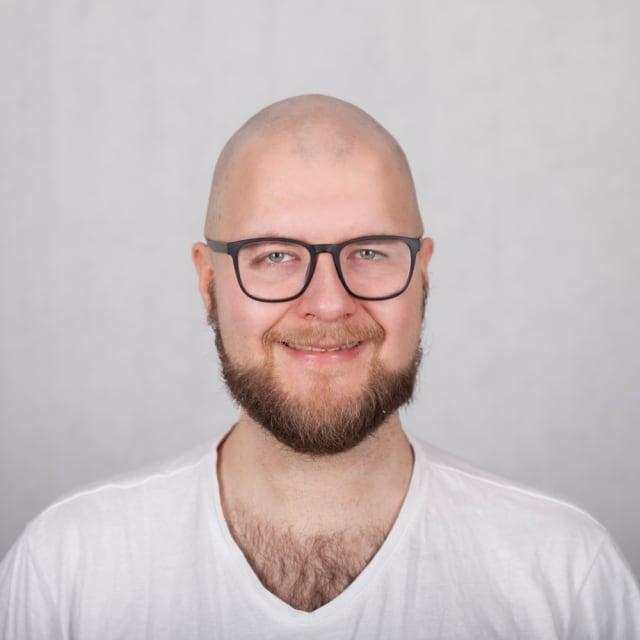 Michał portrait