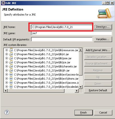 Maven Eclipse error compilación