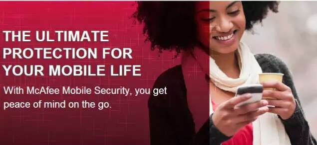 McAfee for iOS