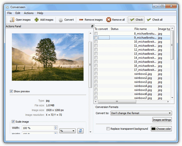 Top 10 Best Image Resizer Software For Windows