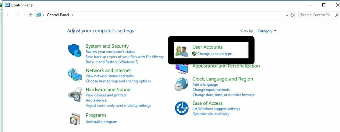remove forgotten password windows 10