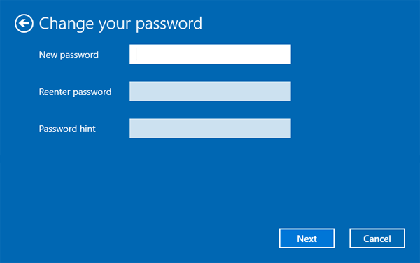 how do i remove administrator password in windows 10