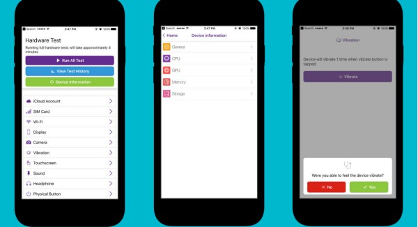 Best Tools For iPhone Diagnostics Test