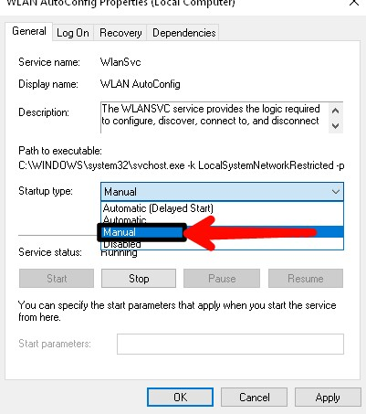 Windows Wireless Service Is Not Running - Solved - Developing Daily