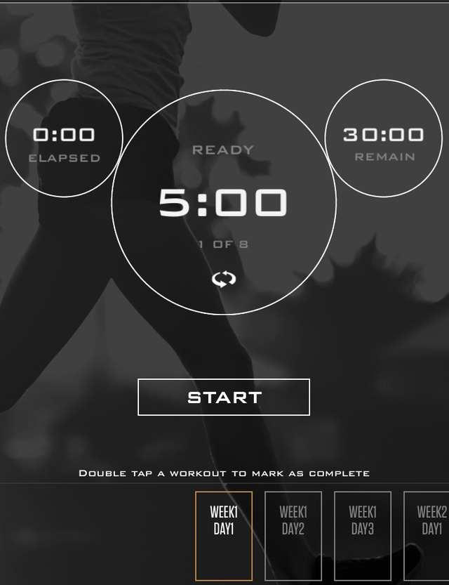 iphone fitness tracker app
