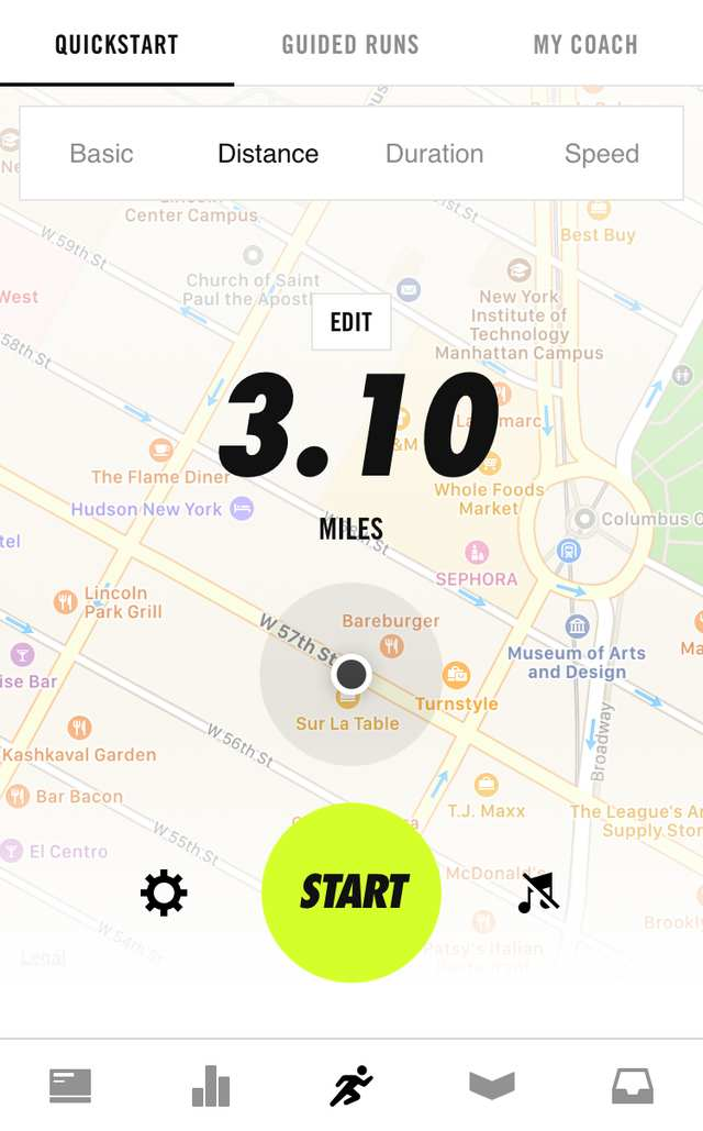 best workout iphone apps