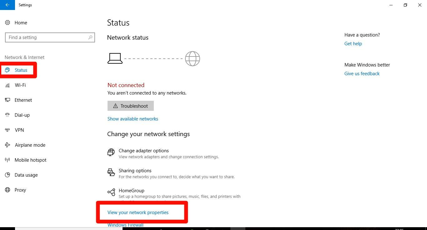 how to find mac address in windows 8 without command prompt