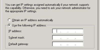 How To Change Router IP Address