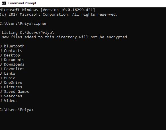 cmd commands windows 10