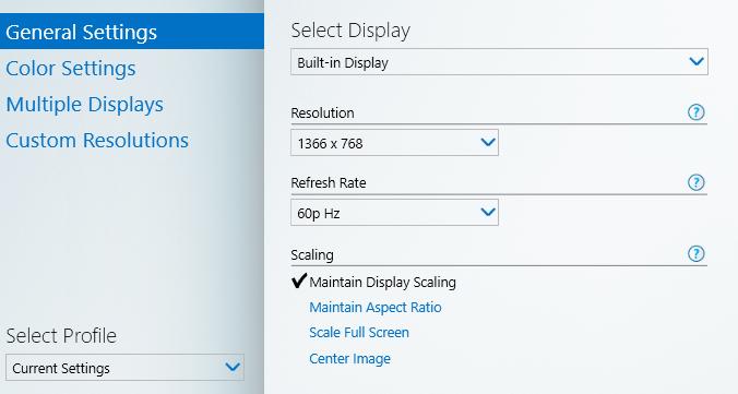 rotate screen windows 7 shortcut