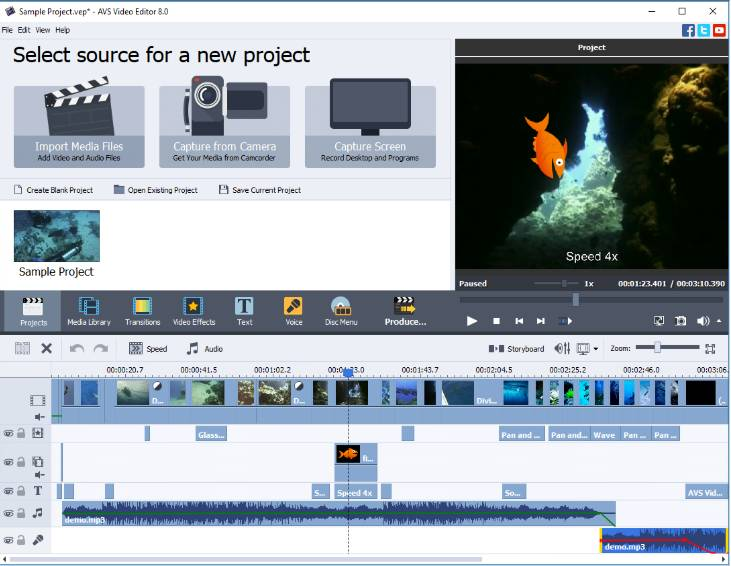 Top 10 Best and Simple video Editor for Windows