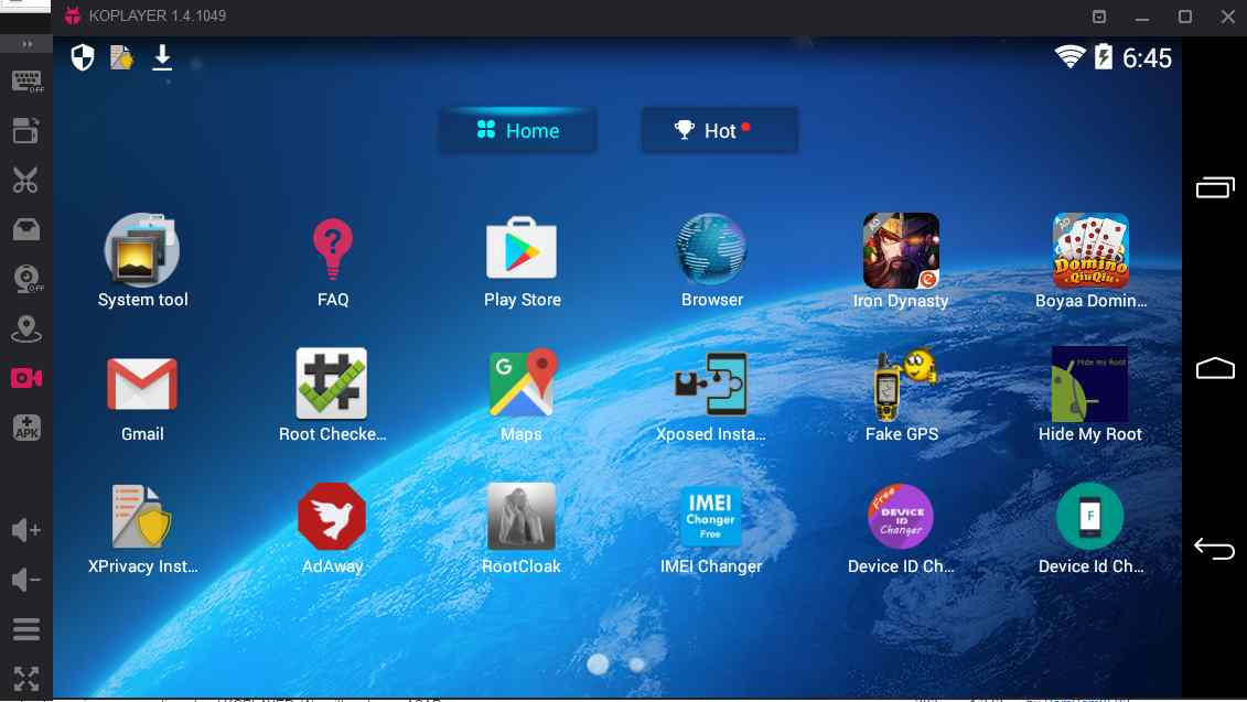 pc emulator for android apk