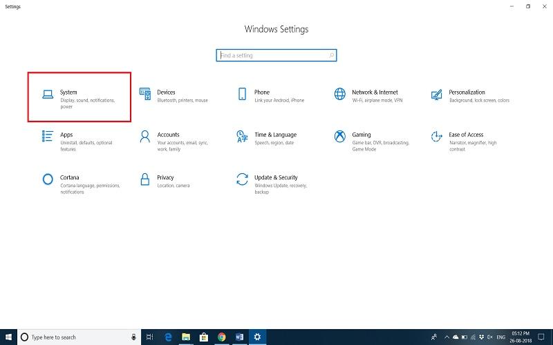 how to rotate laptop screen lenovo