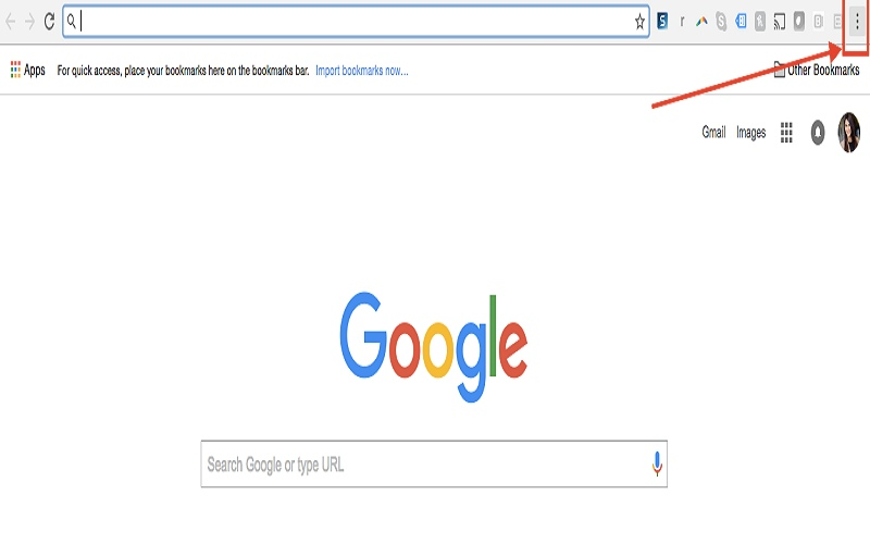 How To Clear Search History On Google Chrome