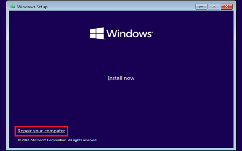how to backup windows 10 to usb