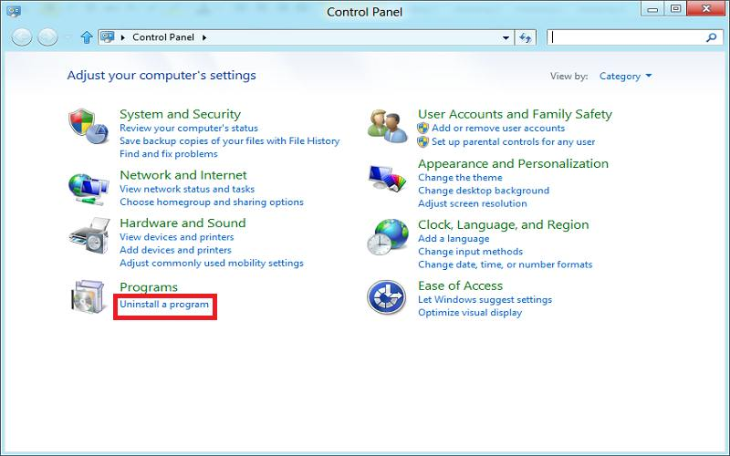 How To Uninstall Programs On Windows 7?