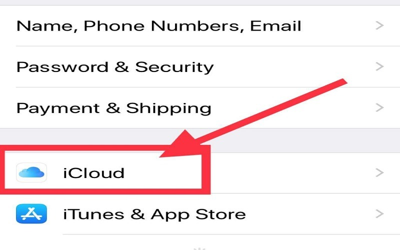 How to Create iCloud Account