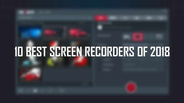 Top 10 Best Free Online Screen Recorders